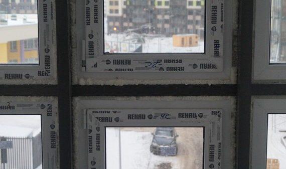 утепление фасадного остекления