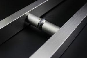 квадратная труба ручка штанга