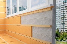 Утепление пола и стен балконов и лоджий