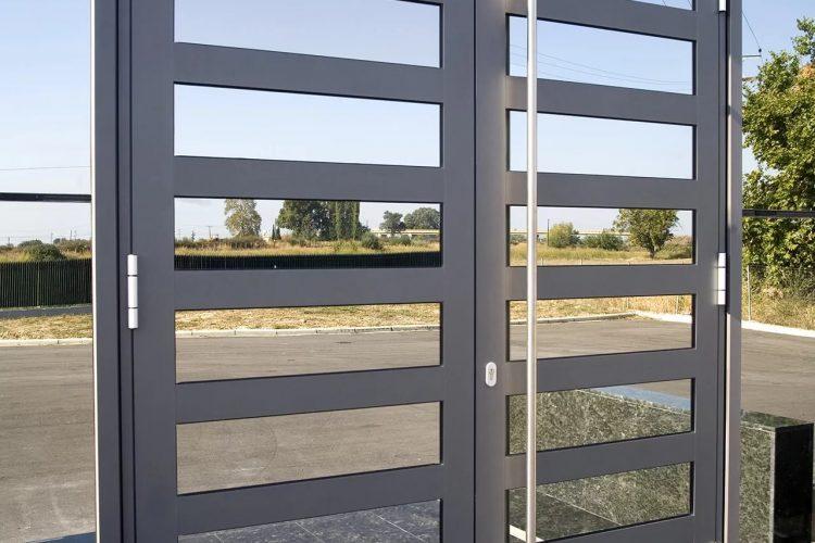 Двери из ПВХ и алюминия в Зеленограде