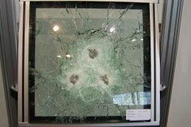 Пуленепробиваемые окна и двери