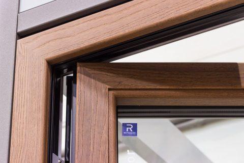 Алюмодеревянные окна и двери REYNAERS